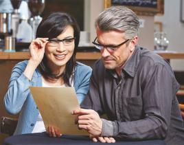 Adlens - Adjustables Korrektionsbrillen