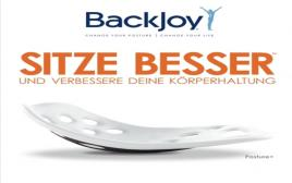Backjoy - Die Sofort-Hilfe gegen Rückenschmerzen