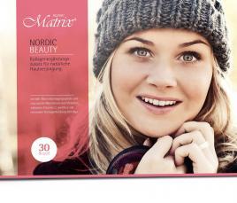 Marine Matrix - Kollagenergänzungszusatz für natürliche Hautverjüngung