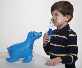 Inhalation & Vernebler