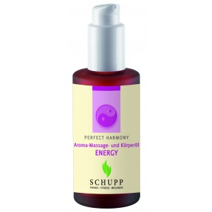 9291 Schupp Aroma Massage und Körperöl Energy