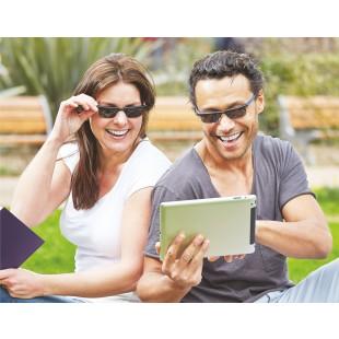 Adlens - Adjustables Sonnenbrille