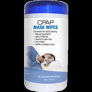 CPAP-Reinigungs-Tücher neutral