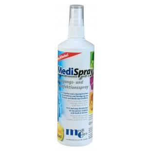 MediSpray Reinigungs- und Desinfektionsspray ohne Alkohol (Lemon) 250ml