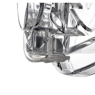 Verschlusskappen für Mirage Quattro Full Face Maske