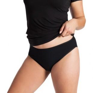UnderWunder Classic Bikini Slip schwarz