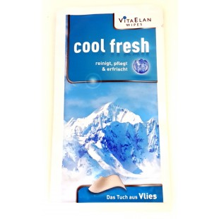 Vita Elan Wipes - cool fresh Erfrischungstuch