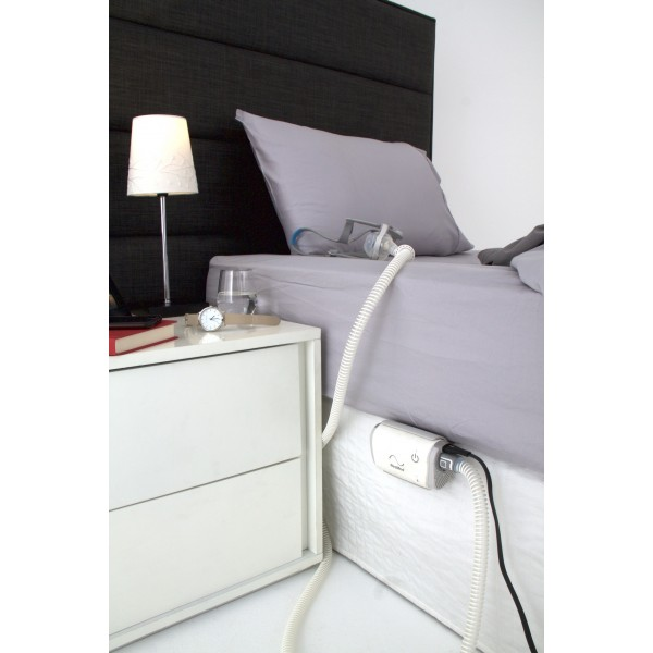 resmed airmini betthalterung mount system. Black Bedroom Furniture Sets. Home Design Ideas