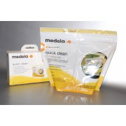 0080040 MEDELA QUICK-CLEAN BEUTEL VE 5 ST.