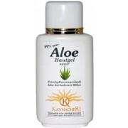 Kannacher Aloe Hautgel Natur 99%ig 200ml