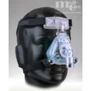 Respironics ComfortGel Blue mit Kopfband und Ventil