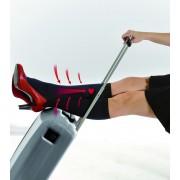 Venosan JET LEGS Kompressionsstrümpfe schwarz