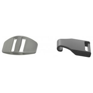Kopfband Clips & Schnalle für F&P Simplus Maske