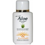Kannacher Aloe Hautgel Natur 99%ig 200ml