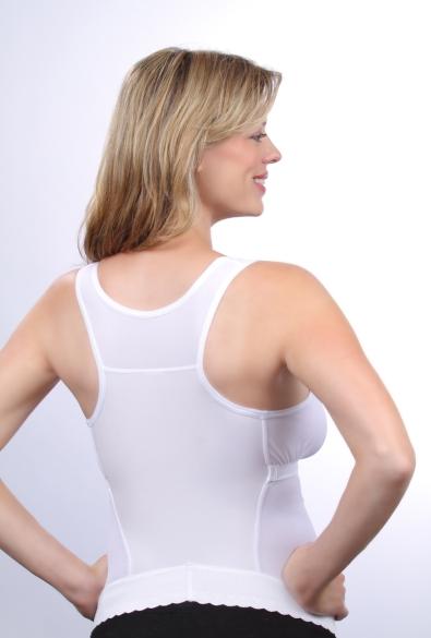 BellyBra Unterhemd mit X-Form Stretcheinsatz im Shop