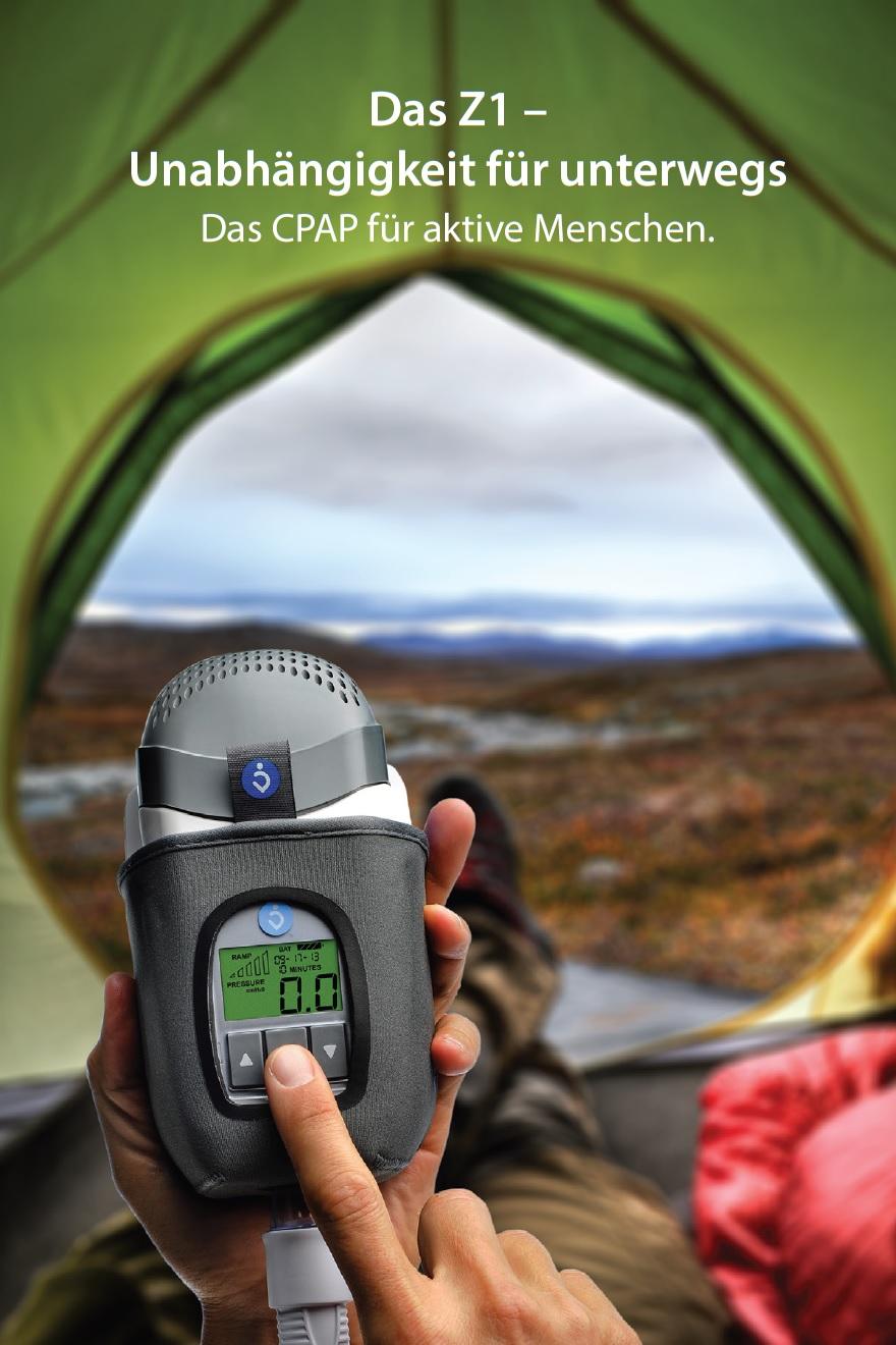 Z1 CPAP Gerät